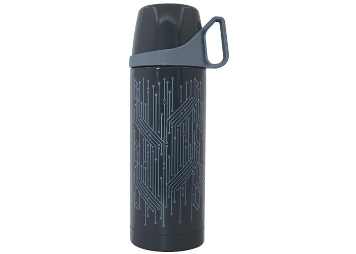 Navigate Beau & Elliot Circuit Men's Vacuum Flask - 1