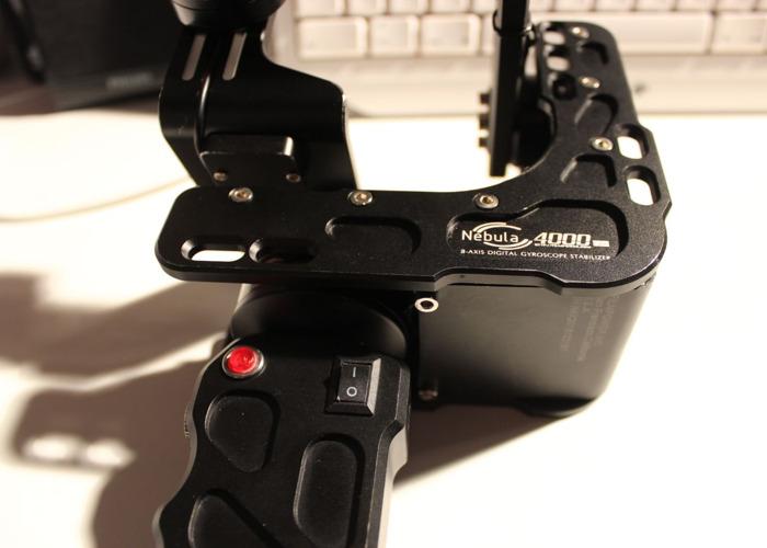 Nebula 4000lite 3-Axis Handheld Gimbal Stabilizer - 1