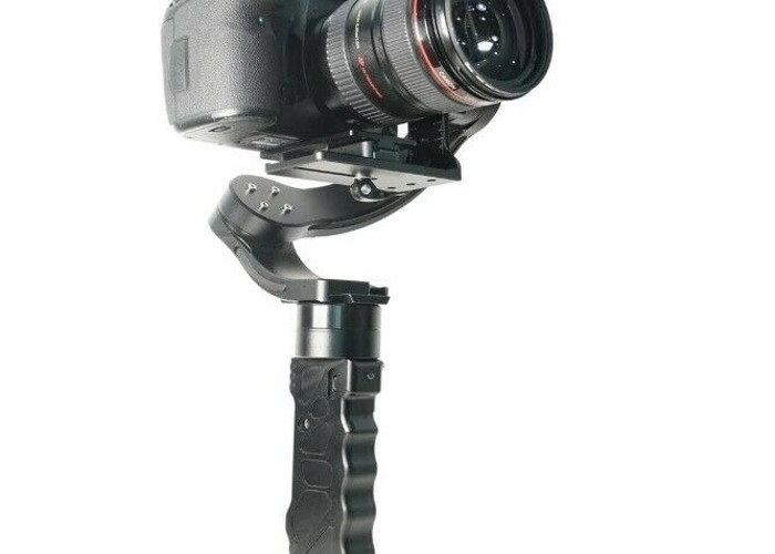 Nebula 5100 Slant 3-Axis Single Handheld Gimbal - REDUCED - 1