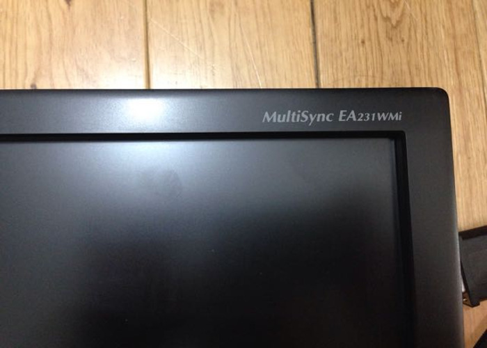 NEC EA231WMi Widescreen Monitor HD - 2