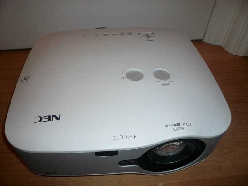 proyector NEC - 1
