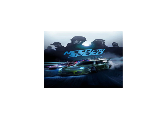 Need for speed PS4  - 1