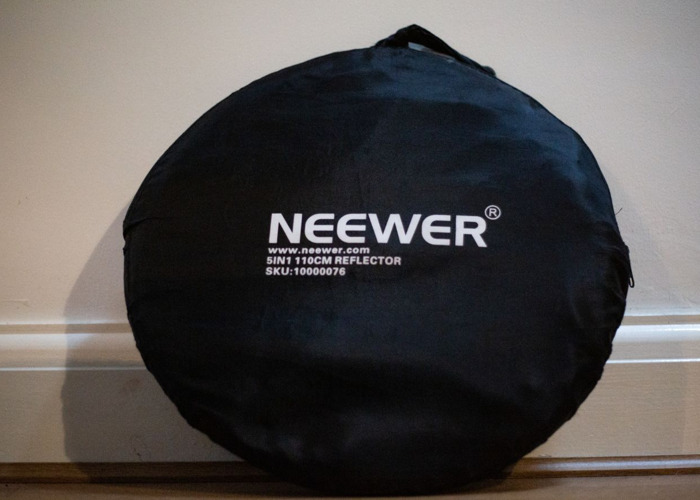 Neewer 5 in 1 Reflector, 43 inches - 1
