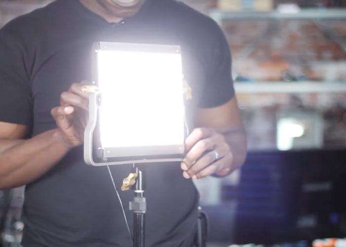 Bi-colour LED Lighting Kit (3 light interview kit) - 2