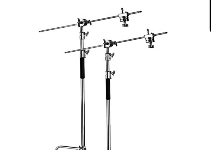 Neewer heavy duty c stands - 1