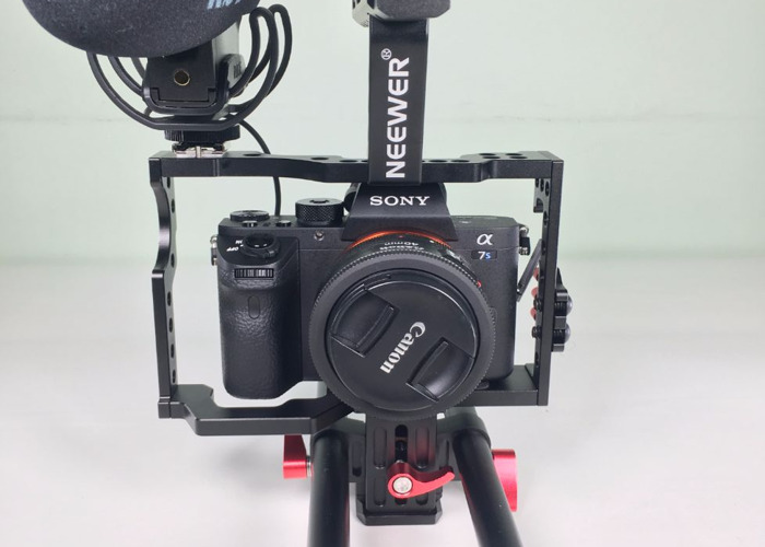 Rent Neewer Cage for Sony A7s Mark ii in Frome