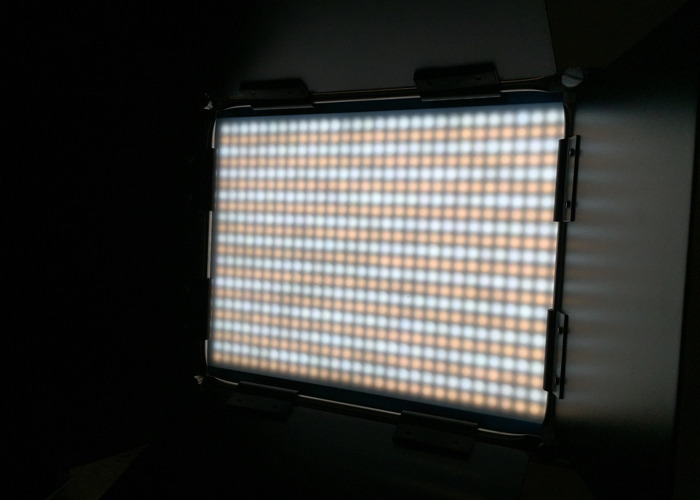 LED Panel (Dimmable, Bi-color 660 LEDs) with Reflector  - 2