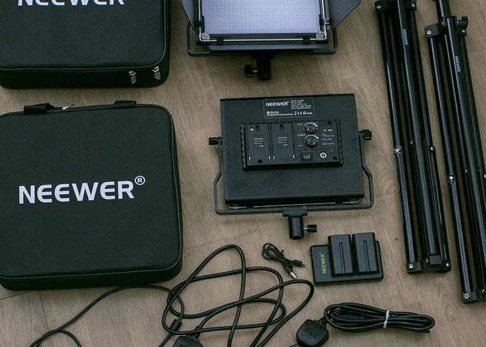 Neewer LED Panels kit - 1