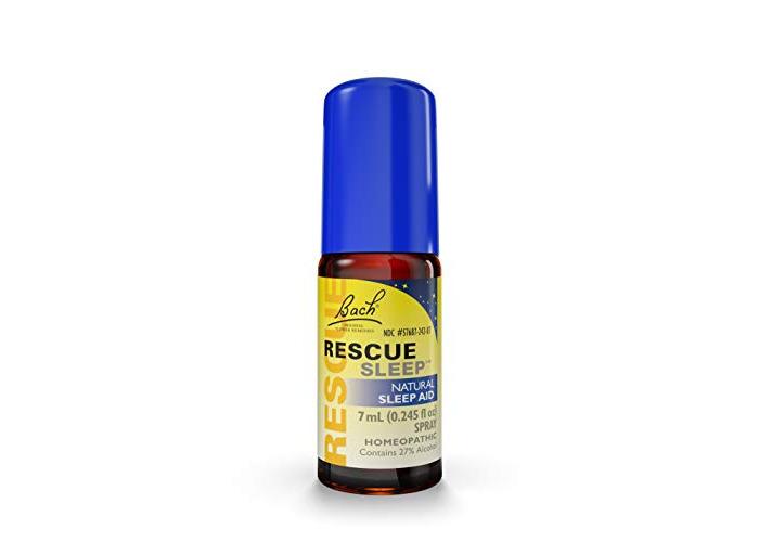 Nelson Bach USA - Rescue Remedy Sleep, 7 Milliliter liquid - 1