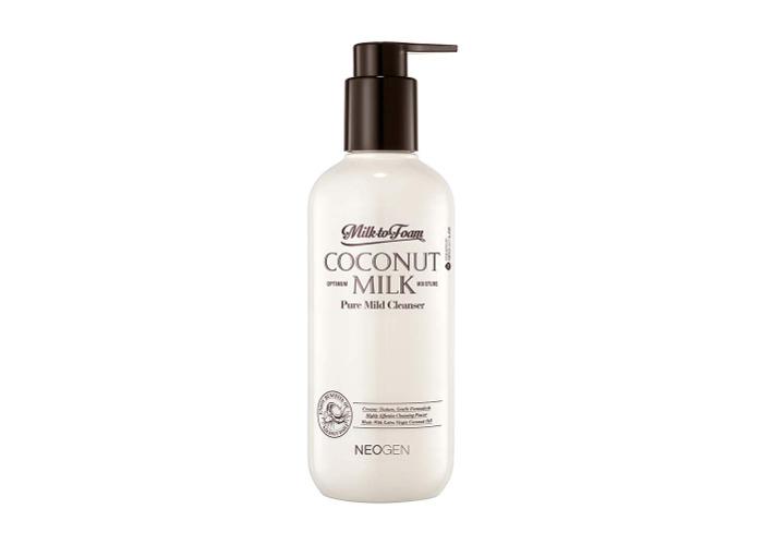 Neogen Coconut Milk Pure Mild Cleanser 300Ml / 9.9 Fl.Oz. - 2