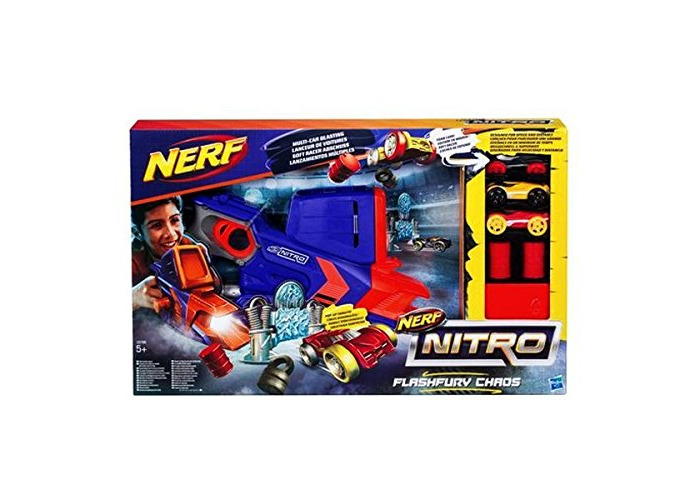 Nerf Nitro FlashFury Chaos - 2