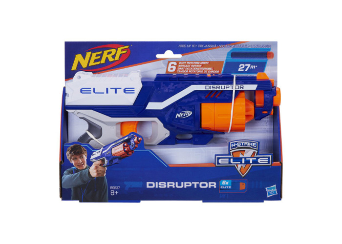 Nerf N-Strike Elite Disruptor - 2