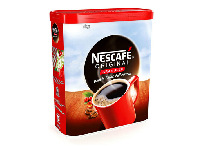 Nescafe Original Instant Coffee Granules 1kg x1- NEW!! HIGH QUALITY- - 1