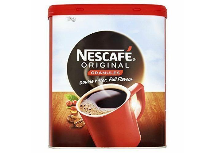 Nescafe Original Instant Coffee Granules 1kg x1- NEW!! HIGH QUALITY- - 2