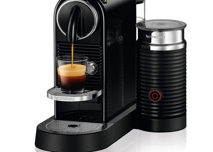 Nespresso Citiz and Milk Coffee Machine - 1