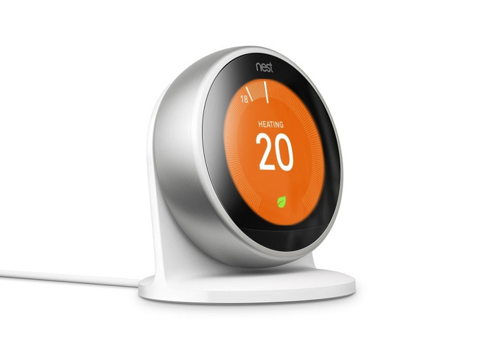 Nest® Learning Thermostat - 3rd Generation, Copper - TWIN PACK - 1
