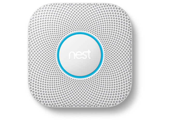 Nest® Protect 2nd Generation Smoke & Carbon Monoxide Alarm, Battery - PACK OF 3 - 1