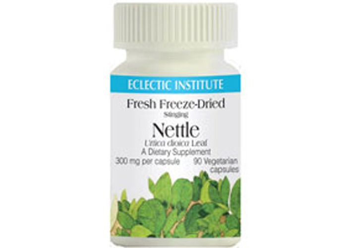Nettle, 300 mg, 90 Veggie Caps - Eclectic Institute - UK Seller - 1