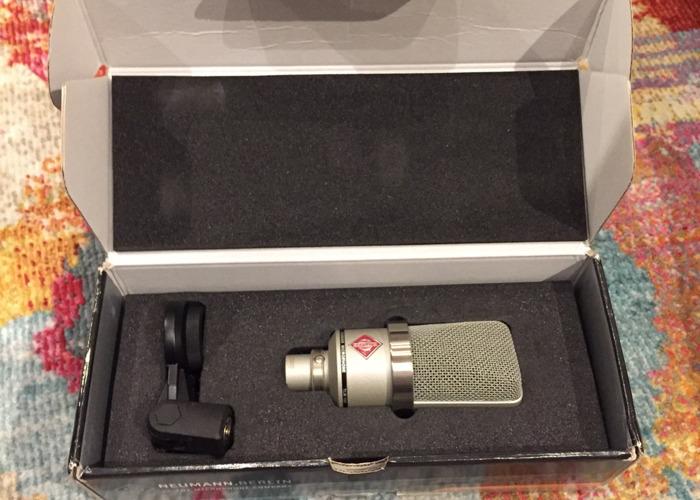 Neumann TLM 102 microphone - 1