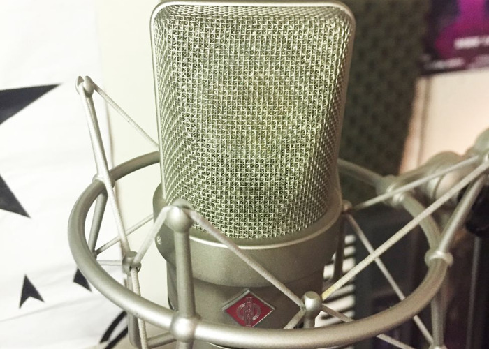 Neumann TLM 103 Microphone With Shockmout + Cable - 1