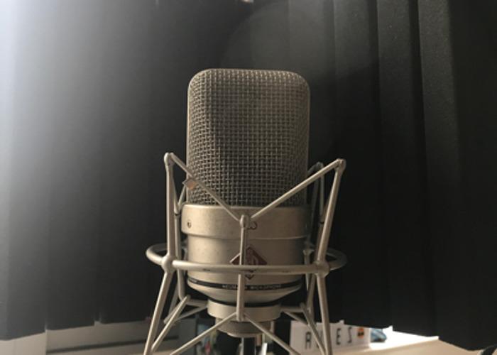 Neumann TLM 49 Microphone - 1