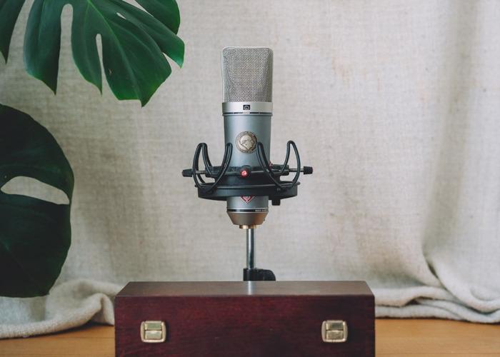 Neumann TLM67 Condenser Microphone - 1