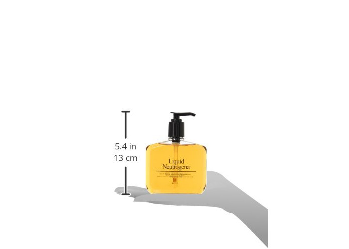 Neutrogena Liquid , Facial Cleansing Formula, Fragrance Free, 8 Ounces - 2