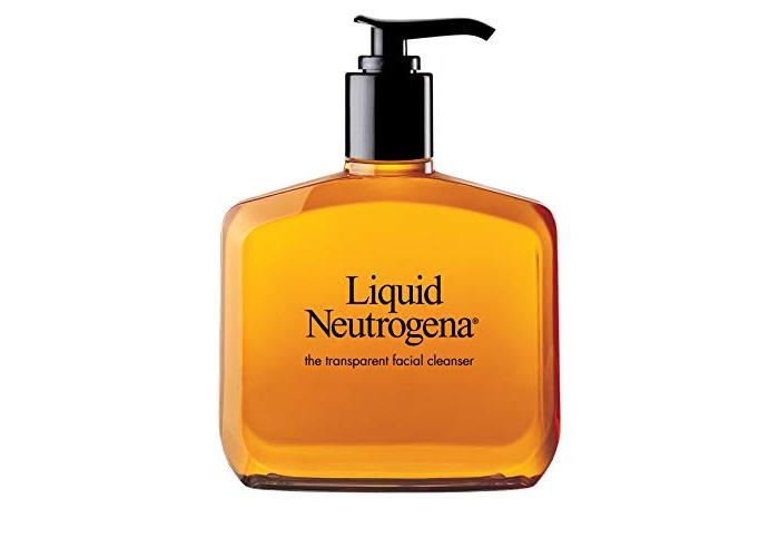 Neutrogena Liquid , Facial Cleansing Formula, Fragrance Free, 8 Ounces - 1