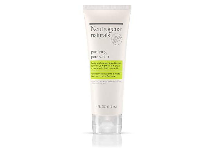 Neutrogena Naturals Purifying Pore Scrub 4 OZ - 1