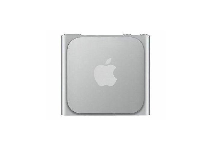 NEW - Apple iPod Nano 6th Generation Silver (8GB) w/Accessories - 2