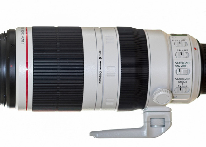New - Canon EF 100-400mm f4.5-5.6 L IS II USM Lens - 1