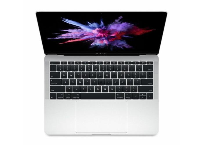 New Apple 13-inch MacBook Pro 2.3GHz dual-core i5 256GB SSD Silver MPXU2B/A 2017 - 1