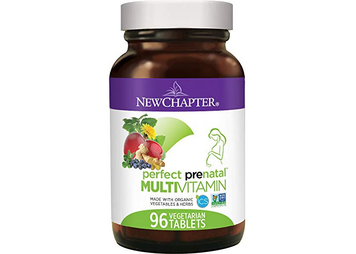 New Chapter Perfect Prenatal, 96 Count - 1
