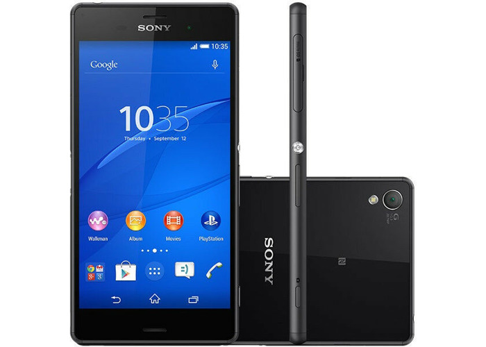 New condition Sony Xperia Z3 COMPACT - 16GB - Unlocked SIM Free Smartphone  - 2