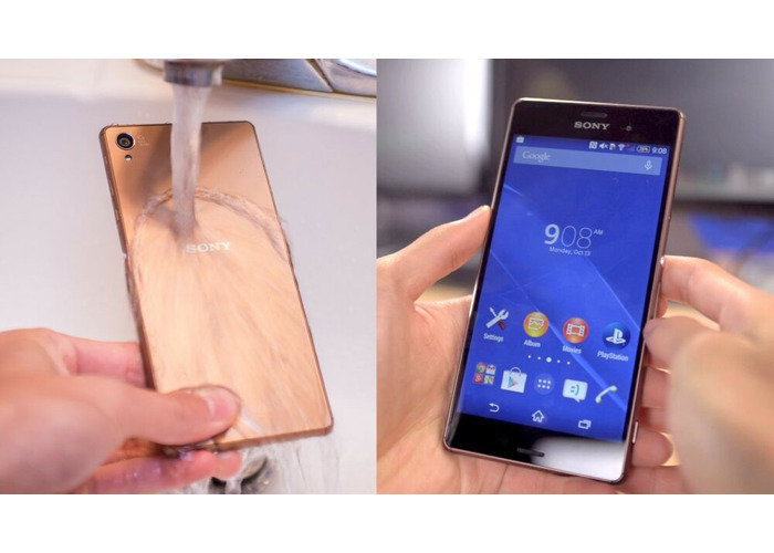 New condition Sony Xperia Z3 COMPACT - 16GB - Unlocked SIM Free Smartphone  - 1