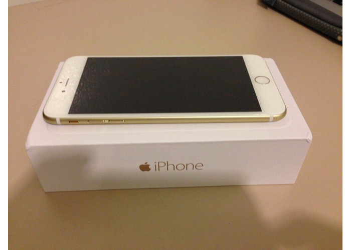 New Factory Unlocked APPLE iPhone 6 Plus + 64gb boxed - 1