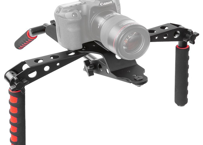NEW Foldable DSLR Rig/Stabilizer - 2