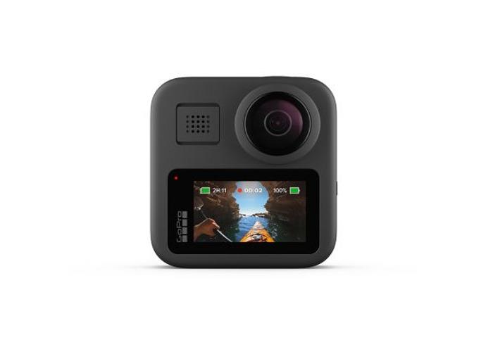 New GoPro MAX - 1