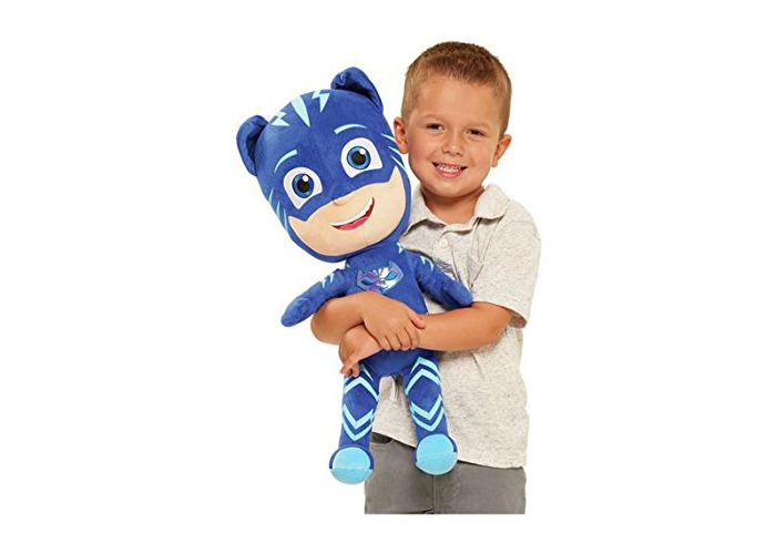 NEW JP PJ Masks Jumbo Soft Toy - Cat Boy Christmas Gift - 1
