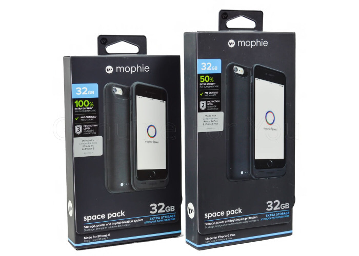 the best attitude b597e 2ee16 Buy New Mophie Space 32GB Storage Battery Case Cover Charger For ...