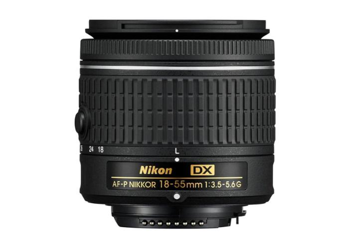NEW Nikon 18-55mm f/3.5 - 5.6G VR AF-P DX Nikkor Lens - 2