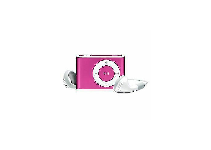 Buy New Other Apple Ipod Shuffle 2nd Generation Pink 1gb W Accessories Fat Llama