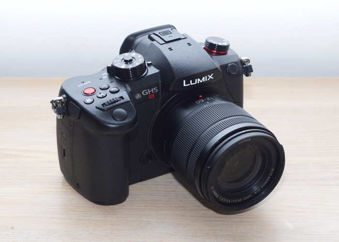 Panasonic Lumix DC-GH5S MFT Digital Video Camera+V-LogL + 14-140mm OIS Stabilised Lens - 1