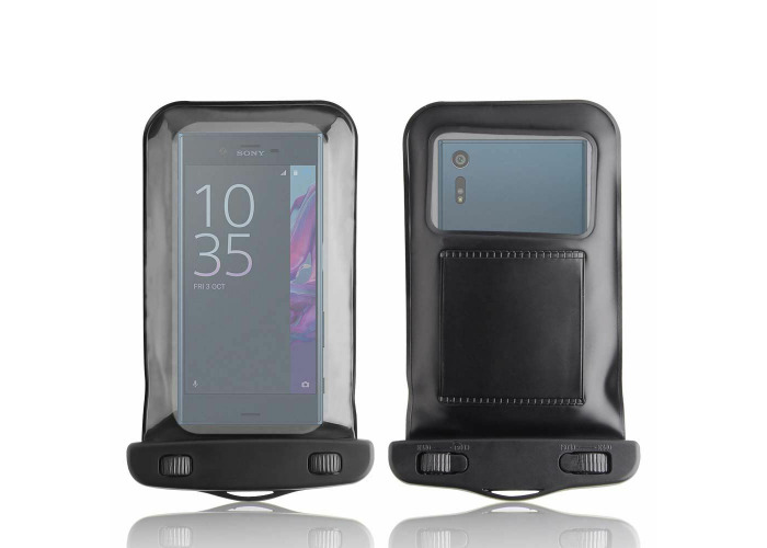 huge selection of 472e5 4d80a Buy NEW SAND WATERPROOF CASE COVER BAG DRY POUCH FOR SONY XPERIA XZ ...