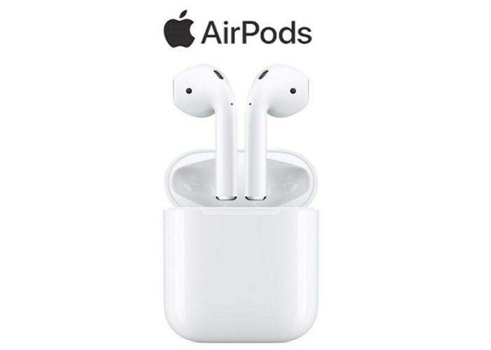 New Sealed Apple AirPods 2nd generation with Charging Case  - 1