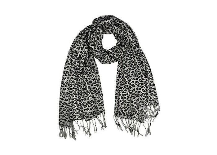 1683304a1ad79 NEW Small Animal Leopard Print Shawl Stole Scarf Wrap pashmina shawl - 1