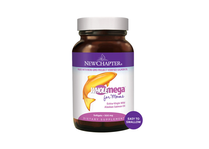 Newchapter Wholemega Prenatal Softgels - Pack of 90 Softgels - 2