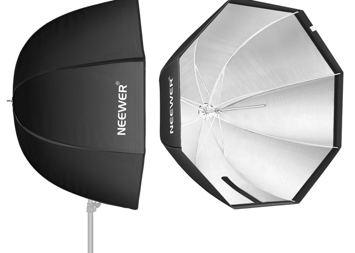 "Newer 47"" Softbox and reflector grid - 2"