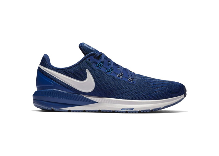 buy online c1cd4 12a0c Buy Nike Air Zoom Structure 22 (4E Width) UK 11/US 12 | Fat ...