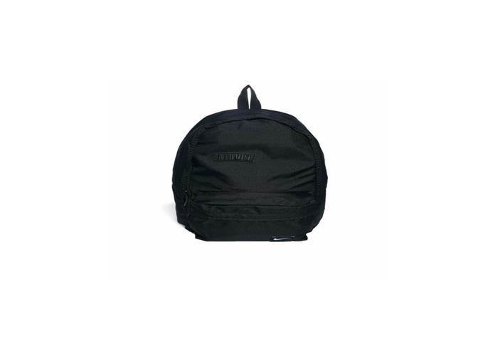 Nike Backpack (all black) - 1